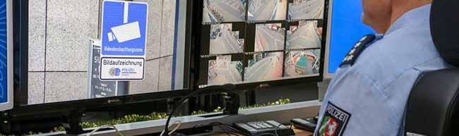 Die viel diskutierte Videobeobachtung der Polizei in der Brückstraße in der Dortmunder City beginnt heute Nacht