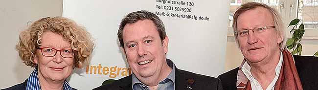 Vom Schulamt Dortmund in die Nordstadt: Bernd Bruns ist neuer Schulleiter der Anne-Frank-Gesamtschule