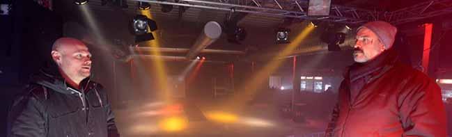 Eröffnung des Junkyard verschiebt sich erneut: Auch die Premieren-Veranstaltung von Sascha Bisley fällt nun aus