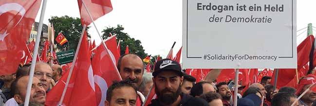 HINTERGRUND Erdogans Integrationsblocker: Die Union Europäisch-Türkischer Demokraten in Deutschland