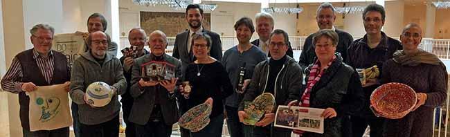 Aktionsbündnis stellt Programm vor: Fair gehandelte Produkte werden beiKundInnen in Dortmund immer beliebter