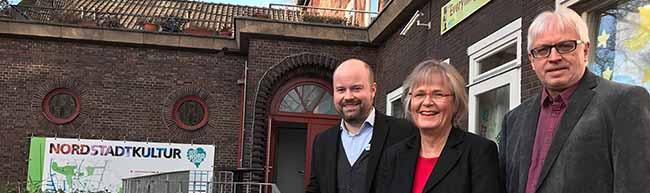 Verabschiedung nach über 40 Jahren Diakonie in Dortmund:  Reiner Rautenberg geht in den Ruhestand