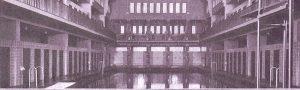 1932 wurde das völlig neu gestaltete Nordbad eröffnet. Foto: Deutsche Bauzeitung