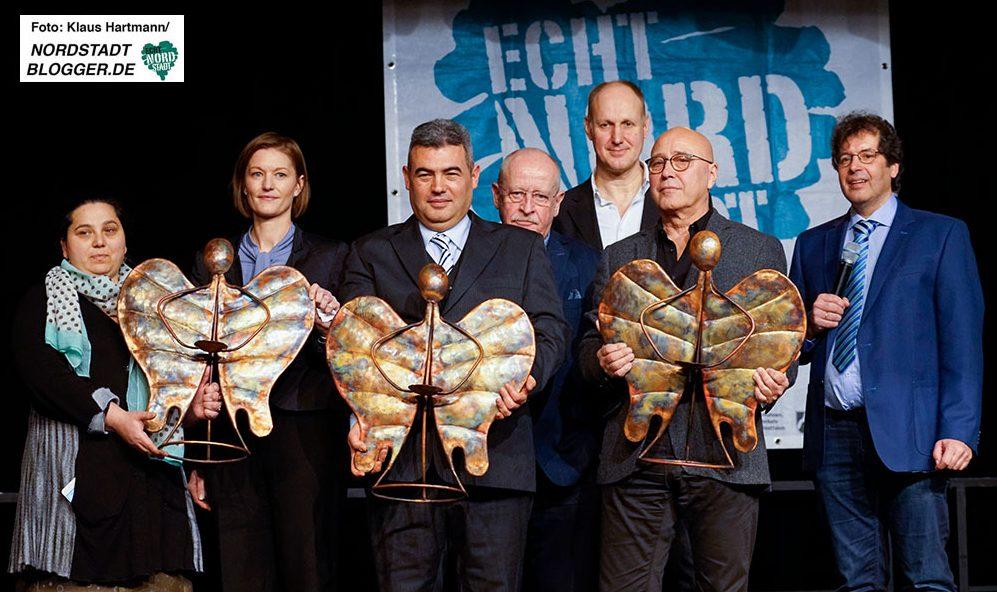 Neujahrsempfang des Dietrich-Keuning-Haus und Verleihung: Engel der Nordstadt. Preisträger und Laudatoren
