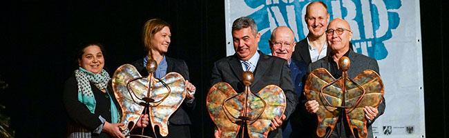Drei neue Nordstadtengel: Und die Gewinner sind . . . Mustafa Güner, Marcella Montean und Jochen Hildebrand