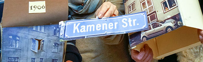 Nordstadt-Tradition: Die Verbindung der Familie Rummler zum Borsigplatz ist aus Stein gebaut und hält seit 110 Jahren