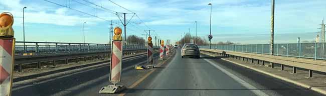 Bauarbeiten auf der OWIIIa: An drei Wochenenden kommt es zu Sperrungen zwischen der Nordstadt und Huckarde