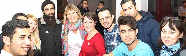 Dortmunder interkulturelle Mentoren arbeiten im Sprachcafé: Neue Fortbildungsreihe DoKuMente beginnt am 9. Januar
