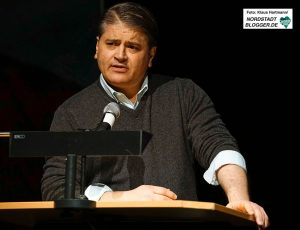 Erste Talkrunde im Dietrich-Keuning-Haus: 4 Jahre NSU-Prozess. Mehmet Daimagüler