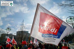 """Tarifrunde der Länder. ver.di lädt Landesbeschäftigte zur """"Aktiven Mittagspause"""" am 25.01.2017 vor dem Stadthaus ein"""