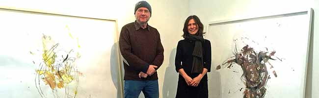 """""""Der vierte Ton"""" in Dortmund: Die KünstlerInnen Hiltrud Zierl und Rolf Schankozeigen Arbeiten in der Galerie Fischer"""