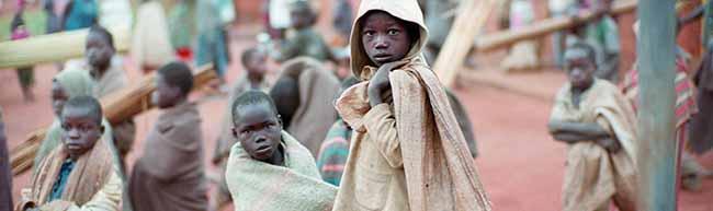 """Am Internationalen Tag gegen den Einsatz von Kindersoldaten zeigt das IKUZ den Dokumentarfilm """"Lost Children"""""""
