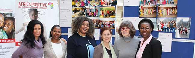 """""""Dortmunder Frauenverbände stellen sich vor"""": Africa Positive e.V. lädt zu Infos und afrikanischem Fingerfood ein"""