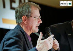 Der parteilose Bundespräsidenten-Kandidat Prof. Christoph Butterwegge.
