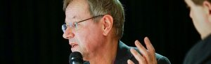 Neujahrsempfang Fraktion Die Linke und Piraten mit Bundespräsidenten-Kandidat Christoph Butterwegge
