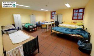 48 Betten plus sieben Notplätze gibt es für Männer in Dortmund.
