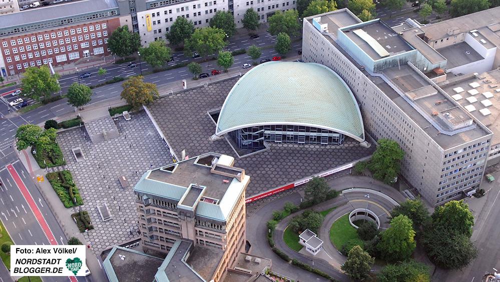 Der Führungswechsel im Opernhaus ist geklärt. Archivfoto: Alex Völkel