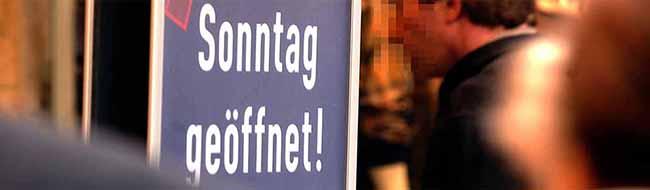 Es bleibt bei drei verkaufsoffenen Sonntagen im nächsten Jahr – Dortmund verzichtet auf eine mögliche Ausweitung