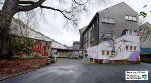 Die künftige Nutzung der ehemaligen Abendrealschule ist offen. Foto: Alex Völkel