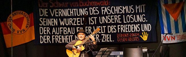 VVN-BdA Dortmund besteht seit 70 Jahren: Antifaschistinnen und Antifaschisten feiern in der Nordstadt Geburtstag