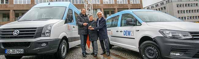 120.000 Euro-Spende der Sparkasse Dortmund: Der Behinderten-Fahrdienst bekommt zwei neue Fahrzeuge
