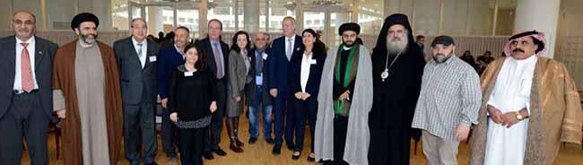 """Bemerkenswerte Tagung in Dortmund: """"Christliche und muslimische Araber gemeinsam gegen Rassismus und Terror"""""""