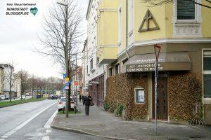 Altkatholiken, Krimkapelle. letzter Standort an der Weißenburger Straße