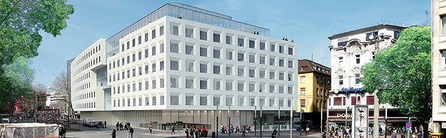 Ehemaliges Karstadt-Technikhaus wird abgerissen: In der City von Dortmund entstehen 430 Luxus-Studenten-Apartments