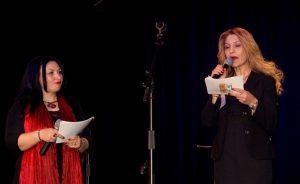 Ayse Gül Dökmeci und Bahar Atci führten zweisprachig durchs Programm