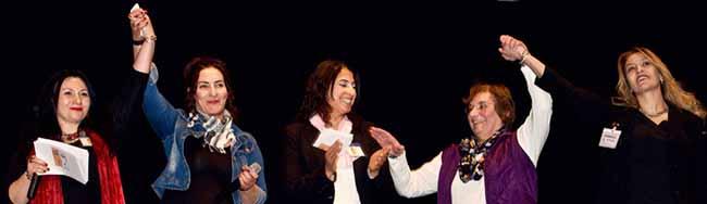 Internationaler Frauentag im Dietrich-Keuning-Haus: Der Migrantinnenverein Dortmund lud ein und 300 Gäste kamen