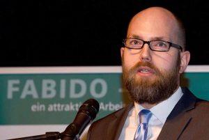 Daniel Kunstleben hat seinen Dienst als neuer Geschäftsführer des Eigenbetriebs FABIDO angetreten.