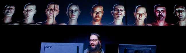 """""""Flammende Köpfe"""" im Schauspiel Dortmund: Wie radikalisieren sich Menschen im Internet?"""