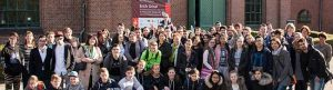 Schüler aus der Nordstadt besuchten die Grisar-Ausstellung.