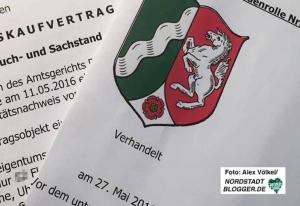 Über 5000 Kaufverträge für Grundstücke wurden in Dortmund abgeschlossen. Archivfoto: Alex Völkel