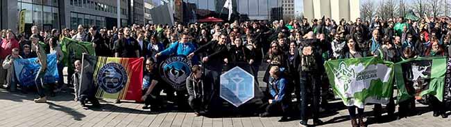 Bisher größter deutscher Mission Day: Mehr als 1200 TeilnehmerInnen kamen zum Spielevent nach Dortmund