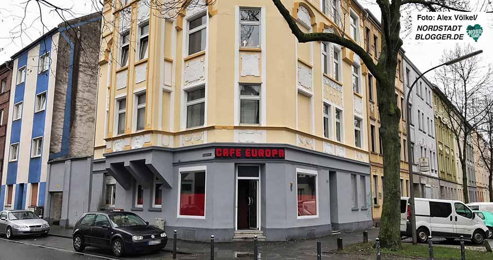 Durch einen Brandanschlag entstand im Café Europa an der Braunschweiger Straße ein Sachschaden von 60.000 Euro.