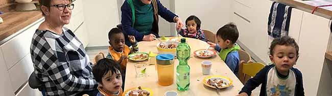 """Ein neues Zuhause für die Kinderstube """"Spielwiese"""" und kinderreiche Familien in der Nordstadt"""