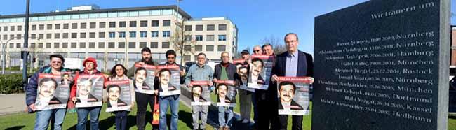 """""""5. Tag der Solidarität"""" in Dortmund erinnert am 4. April 2017 an die Opfer des NSU-Terrors – Veranstaltungsreihe geplant"""