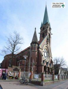 Wie immer findet die Veranstaltung in der Pauluskirche statt. Foto: Alex Völkel