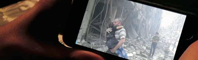 """""""Das verlorene Paradies"""": Film- und Diskussionsabend über die eigene Flucht aus Syrien im Dietrich-Keuning-Haus"""