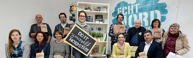 """Neue Broschüre für eigene kreative und soziale Aktivitäten: """"Do it yourself – Deine Nordstadt zum Selbermachen!"""""""