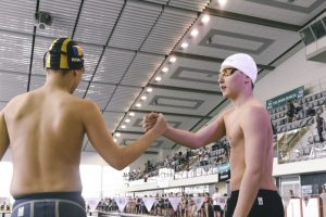 Zum zweiten Mal fanden die Swim Race Days im Südbad statt. Foto: Jan Weckelmann