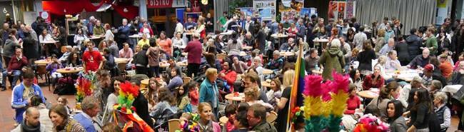"""FOTOSTRECKE: Gelungene Premiere von """"VIVA – Lateinamerikanisches Kulturfest"""" in der Nordstadt"""