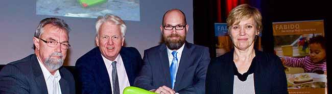Neuer Geschäftsführer von FABIDO Dortmund vorgestellt: Daniel Kunstleben ist der Chef von 2000 Beschäftigten