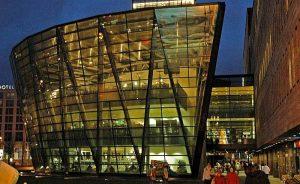 """Die Stadt- und Landesbibliothek beteiligt sich an der """"Nacht der Bibliotheken"""". Foto: StaLaBi"""