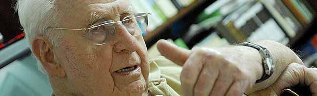 Mitbegründer der Städtepartnerschaft Dortmund-Netanya: Alt-Oberbürgermeister starb kurz vor dem 105. Geburtstag