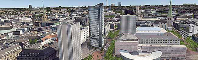Forum Stadtbaukultur Dortmund beschäftigt sich im März mit der fortschreitenden Digitalisierung in der Stadtplanung