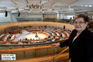 Mit welchen Gefühlen sie am Dienstag nach Düsseldorf fahren wird, weiß die SPD-Politikerin noch nicht.