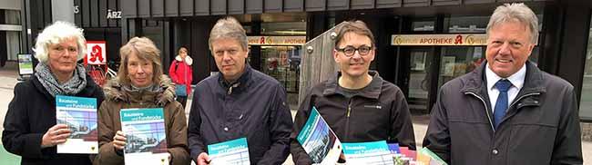 """""""Im Westen was Neues"""": Das siebte Denkmalheft befasst sich mit dem neuen Boulevard Kampstraße in Dortmund"""