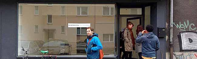 """Der Kunst und den Kunstschaffenden in der Nordstadt Raum geben: tonbande e.V. eröffnet den """"Rekorder II"""""""